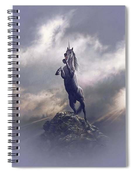 Majestic Dignity  Spiral Notebook