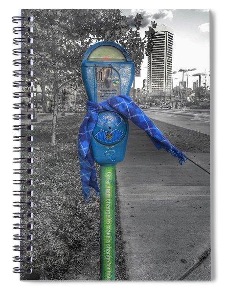 Make A Change Spiral Notebook