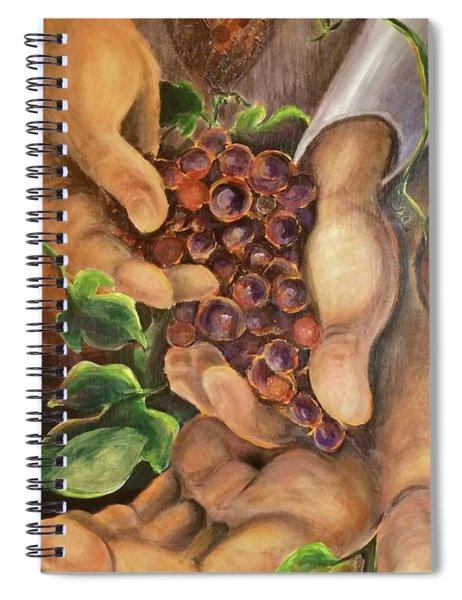 Restoration Spiral Notebook