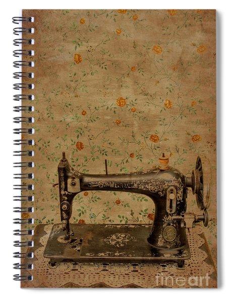 Make It Sew Spiral Notebook