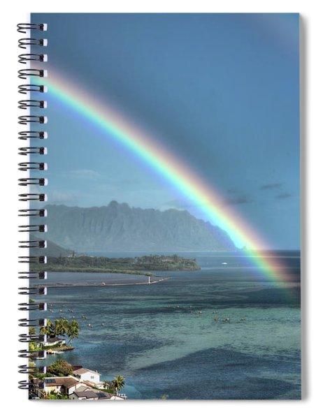 Make Mine A Double Spiral Notebook