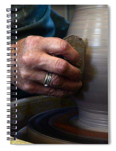 Mak_ell 9032 Spiral Notebook