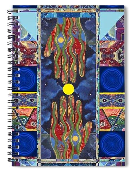 Making Magic - Take Two Spiral Notebook