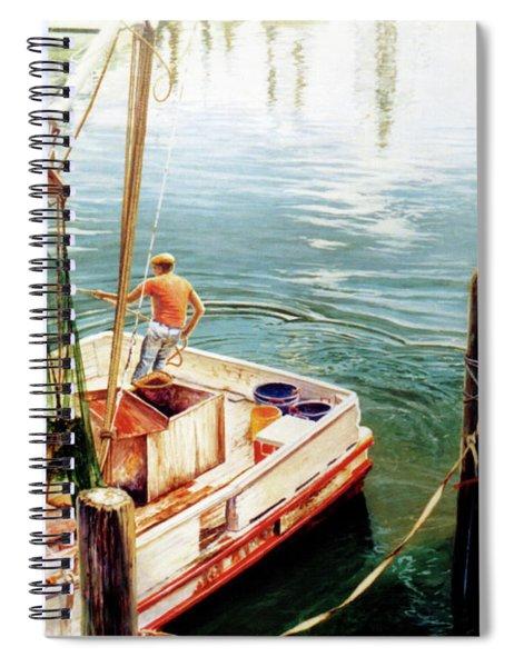 Making Ready Spiral Notebook