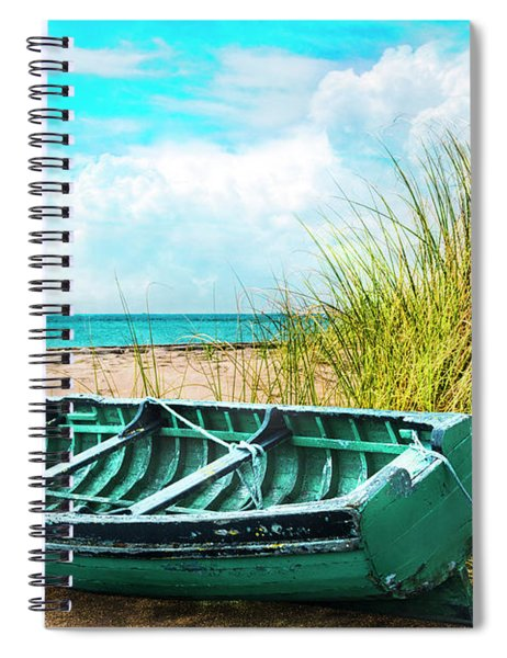 Making Summer Memories Spiral Notebook