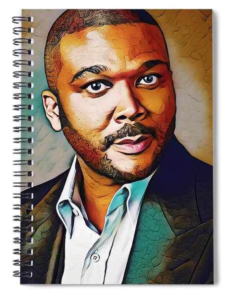 Man Of Many Talents Spiral Notebook