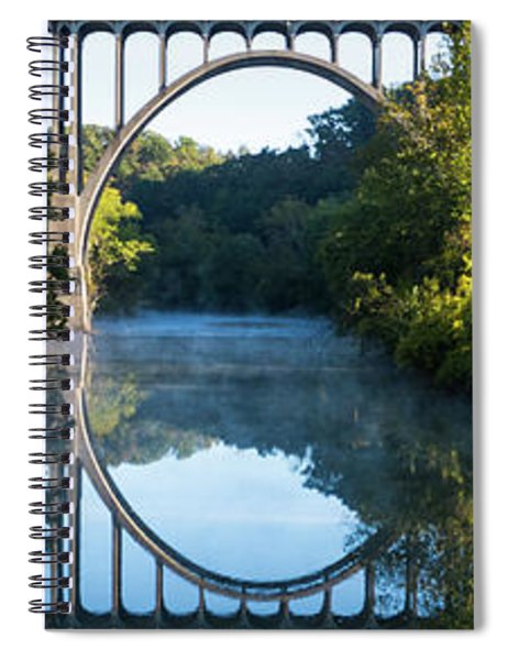 Man Vs Nature Spiral Notebook