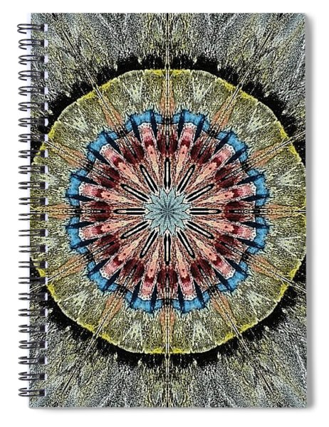 Mandala 1 Spiral Notebook