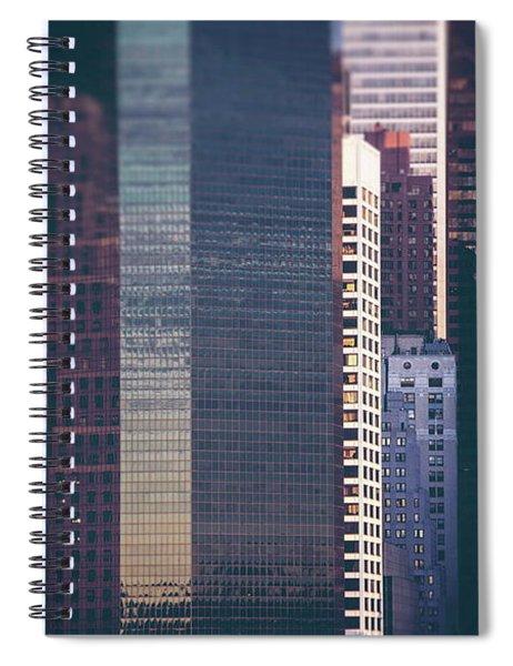 Manhattan Spiral Notebook
