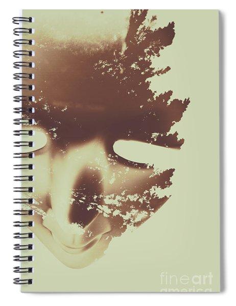 Manifest Destiny Spiral Notebook
