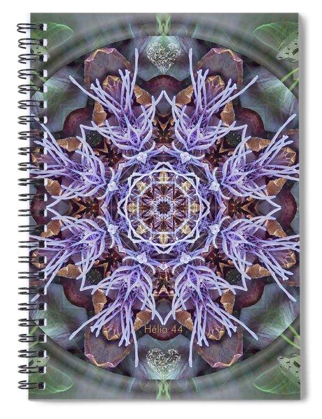 Manifestation Magic Spiral Notebook