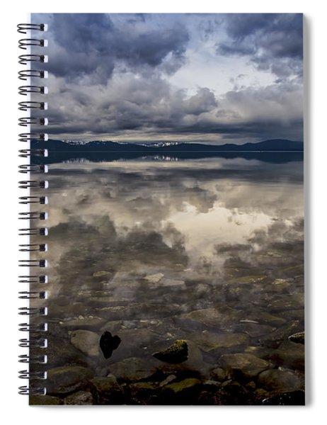 Manifestation  Spiral Notebook