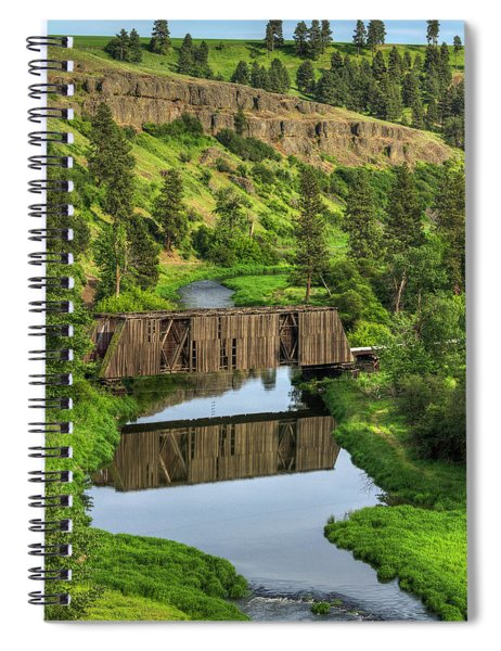 Manning-rye Bridge Spiral Notebook