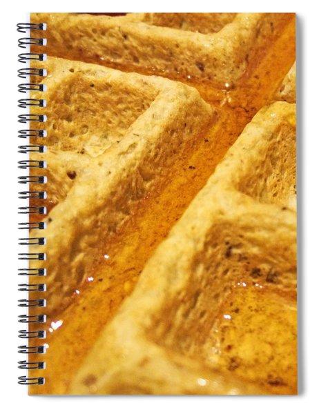 Maple Street Spiral Notebook