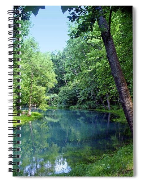 Maramec Springs 2 Spiral Notebook