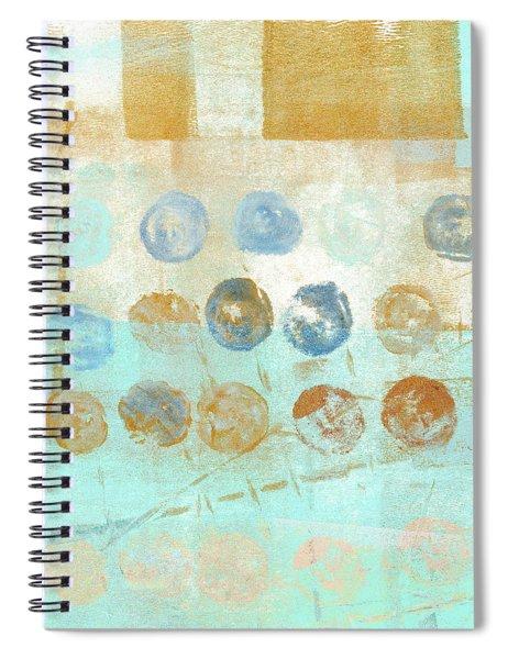 Marbles Found Number 1 Spiral Notebook