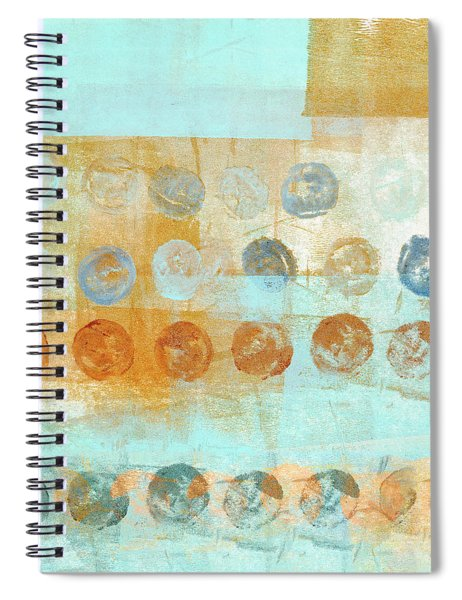 Marbles Found Number 2 Spiral Notebook