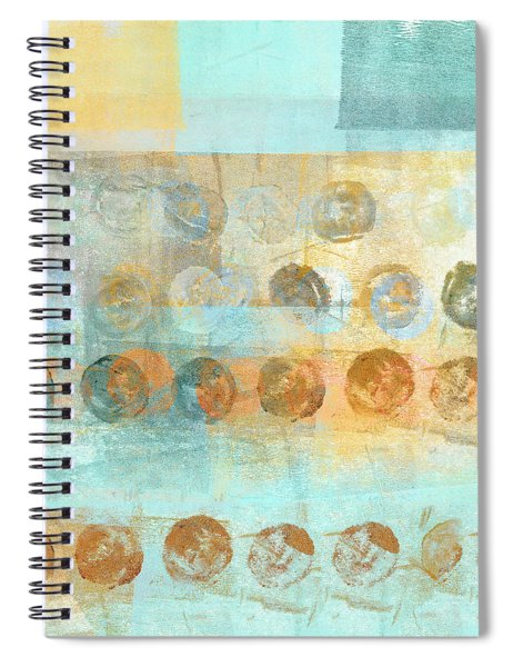 Marbles Found Number 3 Spiral Notebook
