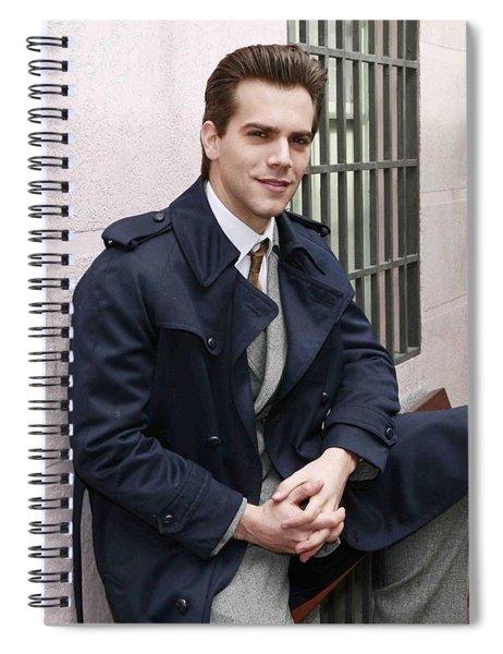 Marc Clotet Spiral Notebook