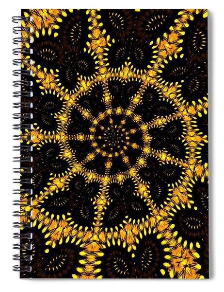 March Of The Butterflies Spiral Notebook