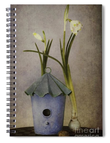March Spiral Notebook