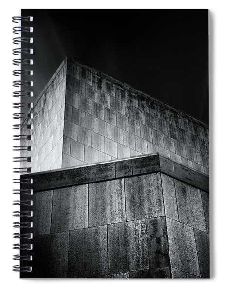 Marcus Center Spiral Notebook