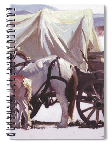 Mare's Pride Spiral Notebook