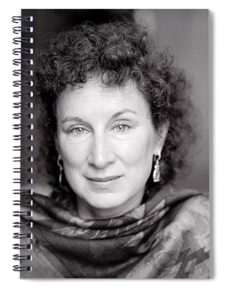 Margaret Atwood Spiral Notebook