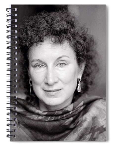 Margaret Atwood Spiral Notebook