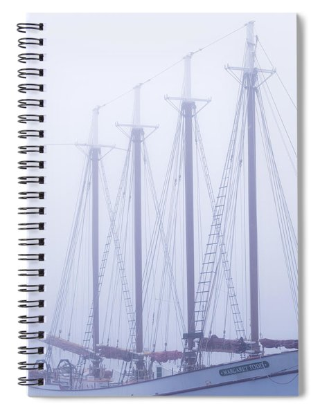 Margaret Todd Spiral Notebook