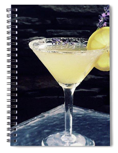 Margarita Spiral Notebook