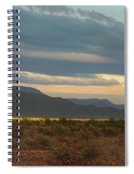 Maricopa Skies Spiral Notebook