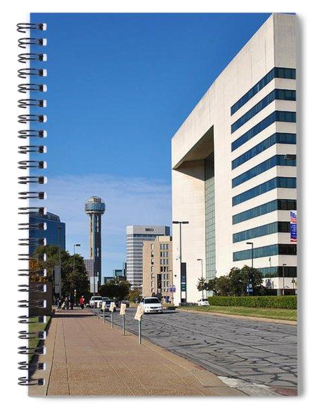 Marilla St. Spiral Notebook