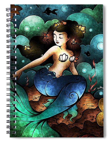 Marina's Trio Spiral Notebook