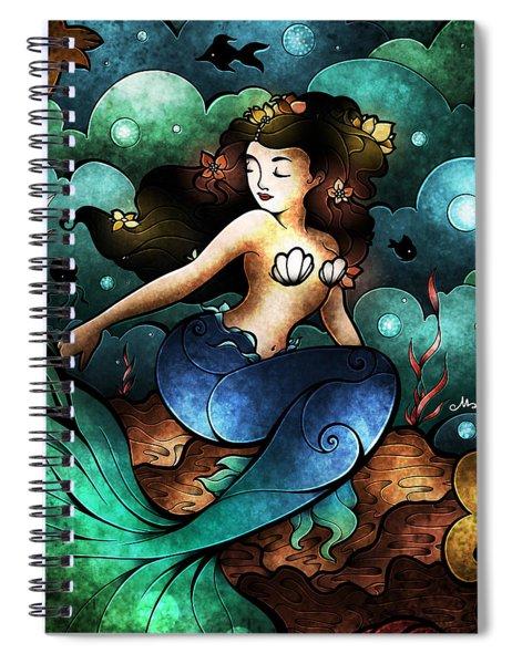 Marina's Trio Spiral Notebook