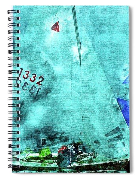 Maritime Number One Spiral Notebook