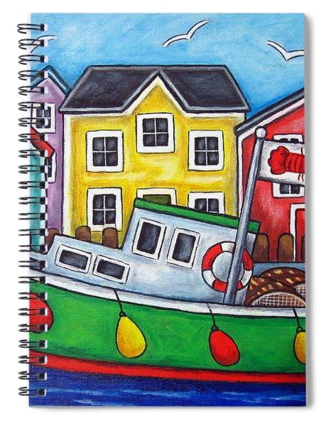 Maritime Special Spiral Notebook