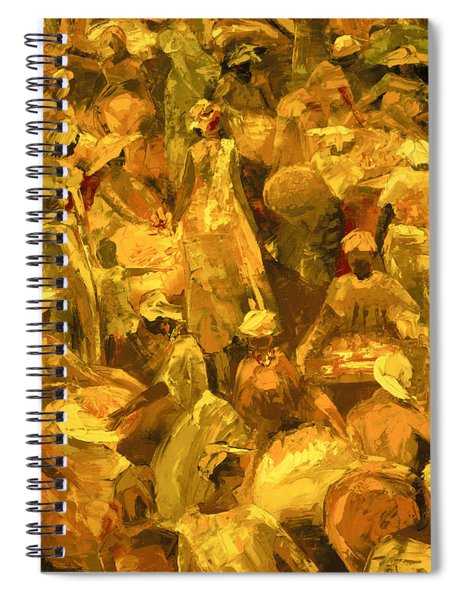 Market Spiral Notebook