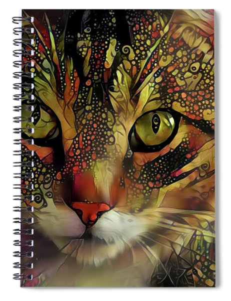 Marmalade In The Morning Spiral Notebook