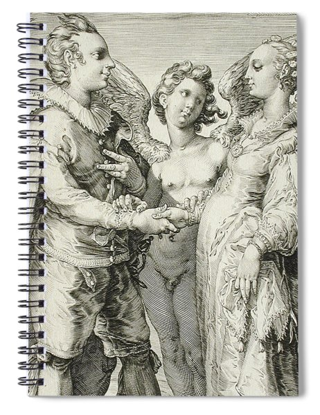 Marriage For Pleasure Spiral Notebook