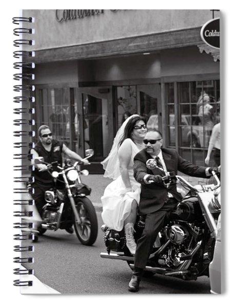 Marriage In Santa Fe Spiral Notebook