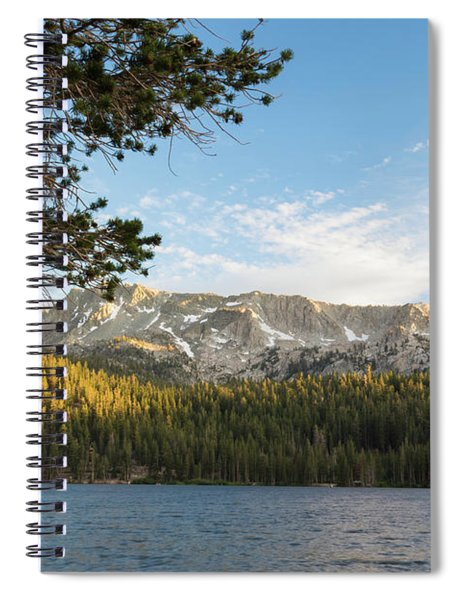 Marry Lake  Spiral Notebook
