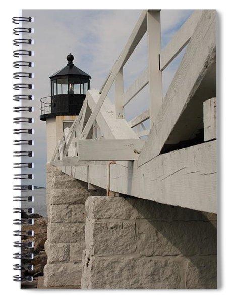 Marshall Point Spiral Notebook