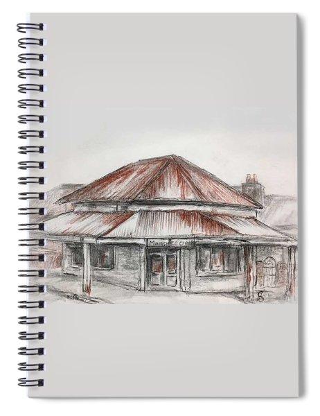 Marsh's Corner Store Spiral Notebook
