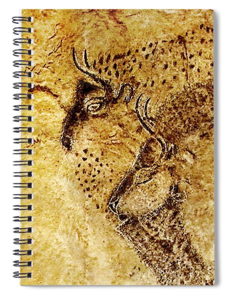Marsoulas - Two Bison Spiral Notebook