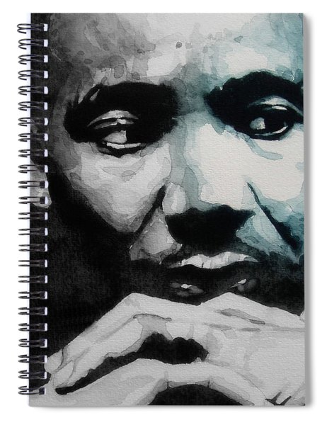 Martin Luther King Jr- I Have A Dream  Spiral Notebook