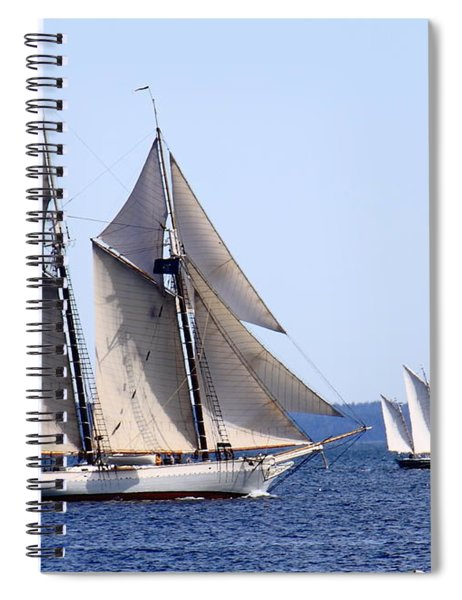 Mary Day Spiral Notebook