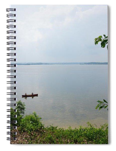 Mason Neck Virginia Spiral Notebook