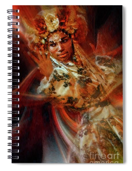 Master Of All Spiral Notebook