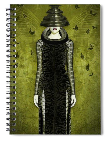 Matriarch Spiral Notebook